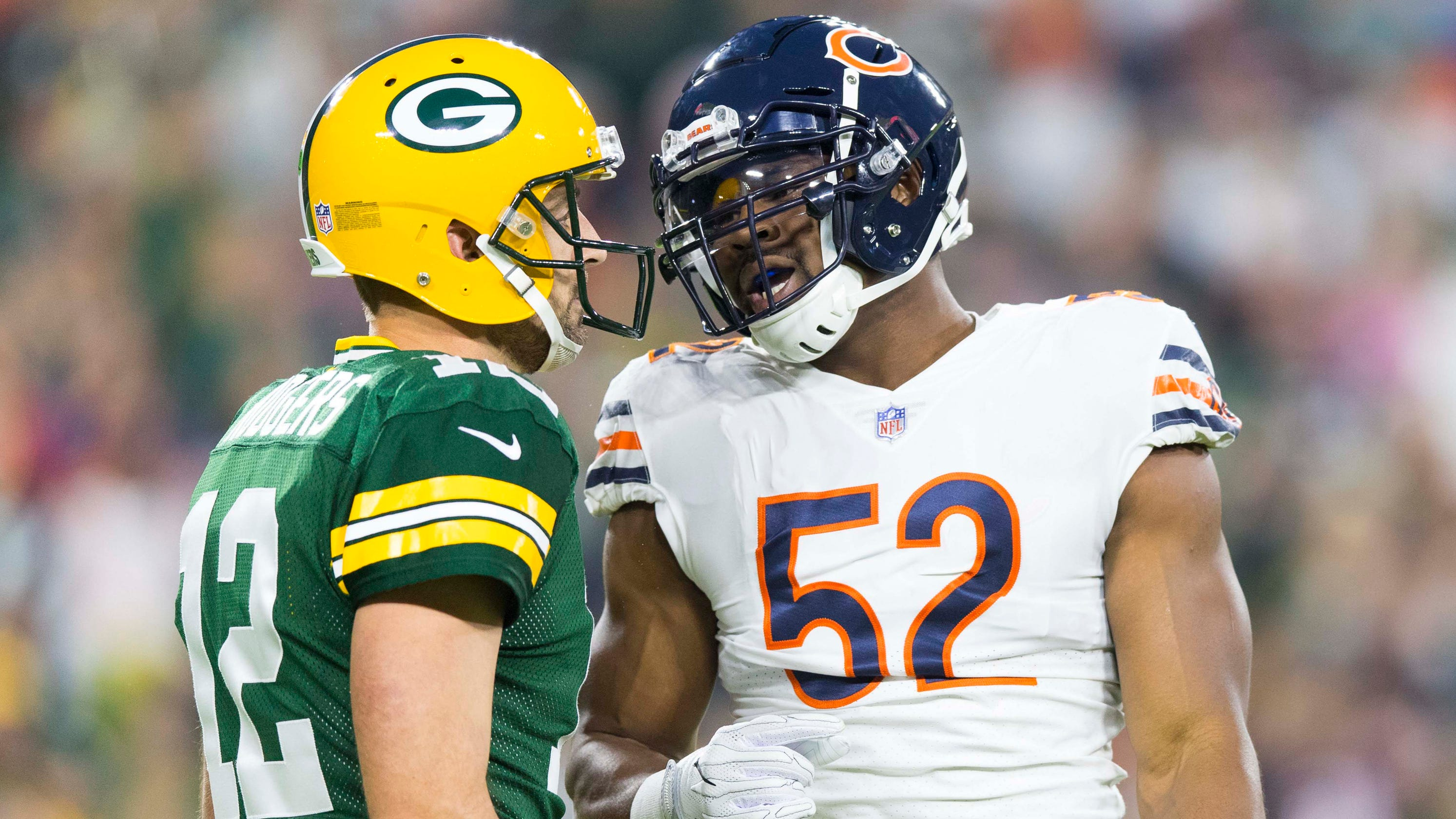 premium selection 9b710 25562 Khalil Mack: Bears already look like they have a $141 ...