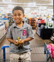 Gabriel Taye, 8, took his own life in January 2017. His family said he was assaulted in a school restroom by a fellow student two days earlier.