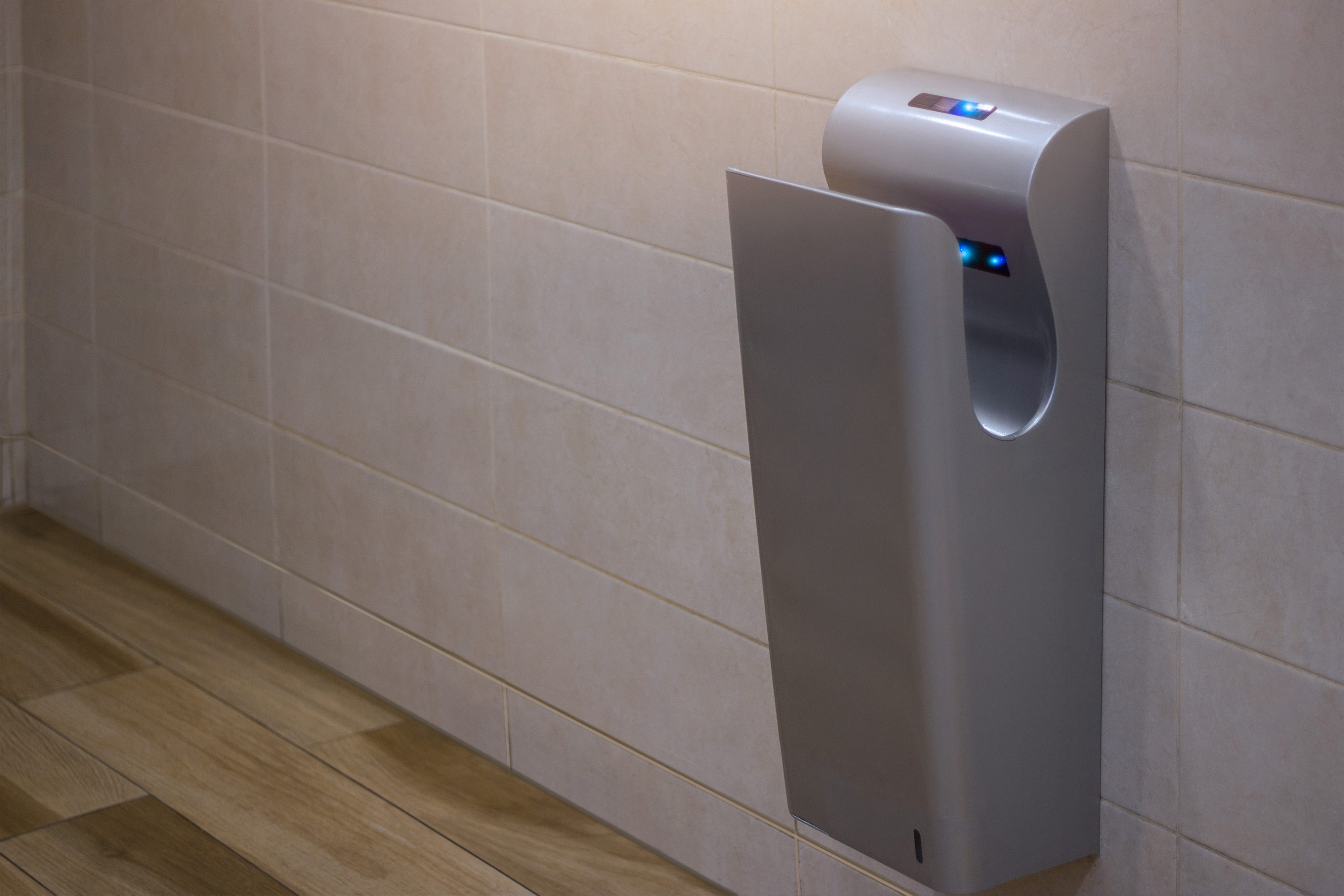 Ban jet air hand dryers? Scientists urge hospitals to avoid them, citing increased germs