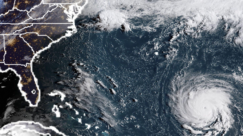 Hurricane Florence path: More than 1 million flee evacuation zone on