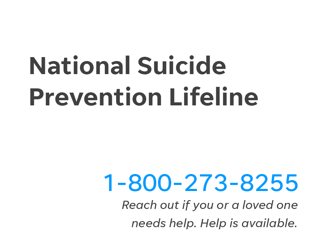 What actually happens when you call the National Suicide Prevention Lifeline