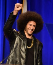 Colin Kaepernick starred in a major Nike ad campaign.
