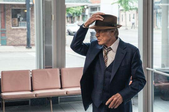"Robert Redford's character Forrest Tucker can't quit the bank-robbing game in ""The Old Man & the Gun."""