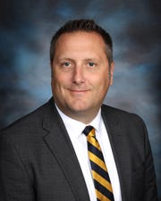 Neenah High School Principal Brian Wunderlich