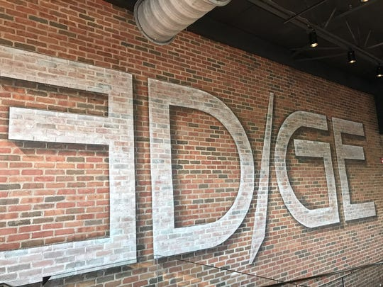The Edge Restaurant is scheduled to open in Jackson this fall.