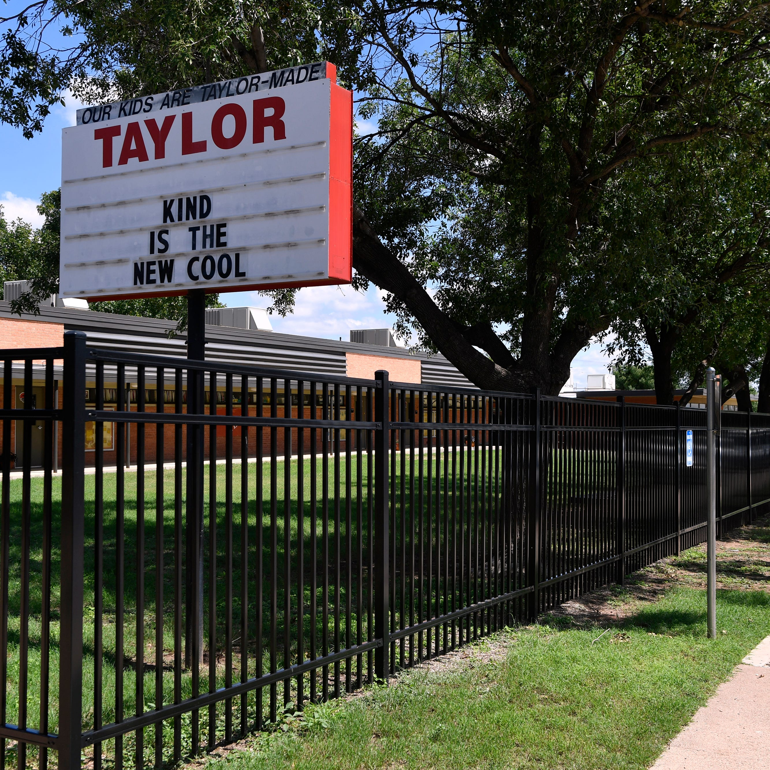 Abilene ISD considers two-story elementary schools to replace Austin and Taylor