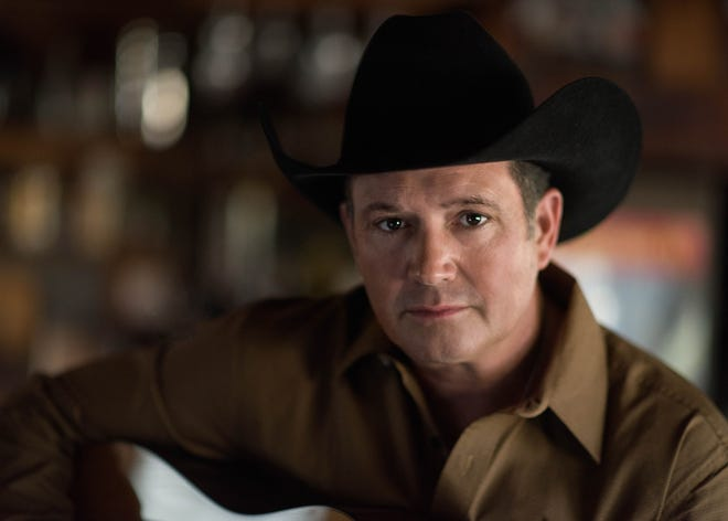 Country singer and Texas' own Tracy Byrd.