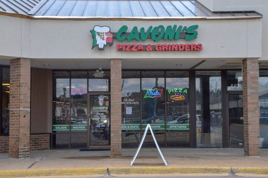 Cavoni's Pizza and Grinders opened in Battle Creek on June 13, 2018.