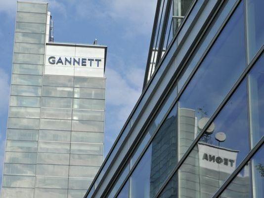 Gannett headquarters building in McLean, Virginia