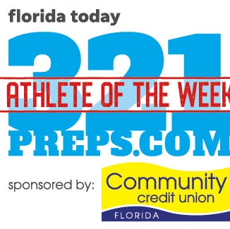 Vote for Community Credit Union FLORIDA TODAY Athlete of the Week for Sept. 17-22