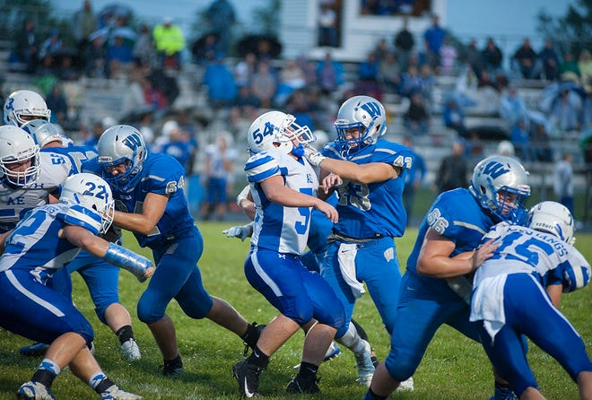 Wynford moved to 2-1 on the season and remained in the second spot in this week's power rankings.