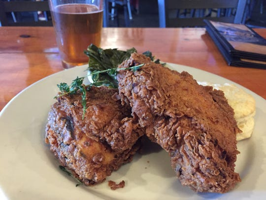 Nectar's in Burlington offers fried chicken on Friday nights.