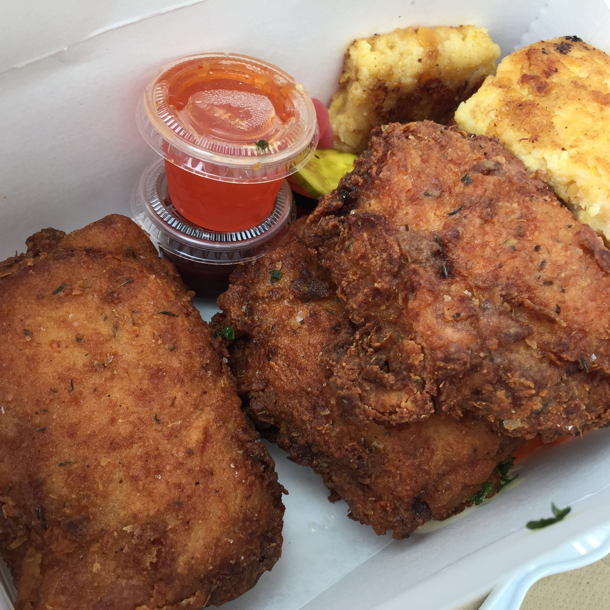 A Vermont fried-chicken tale, told in six pieces