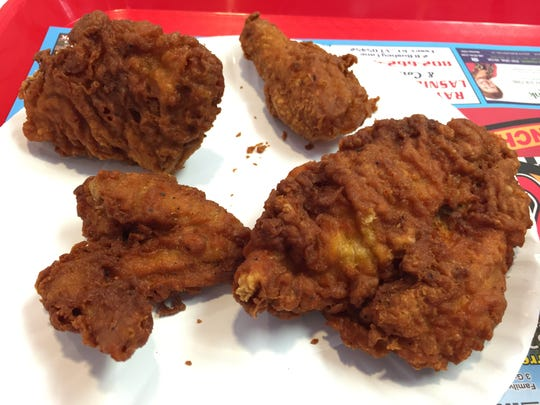 French fries aren't the only fried delicacy at Al's French Frys in South Burlington.