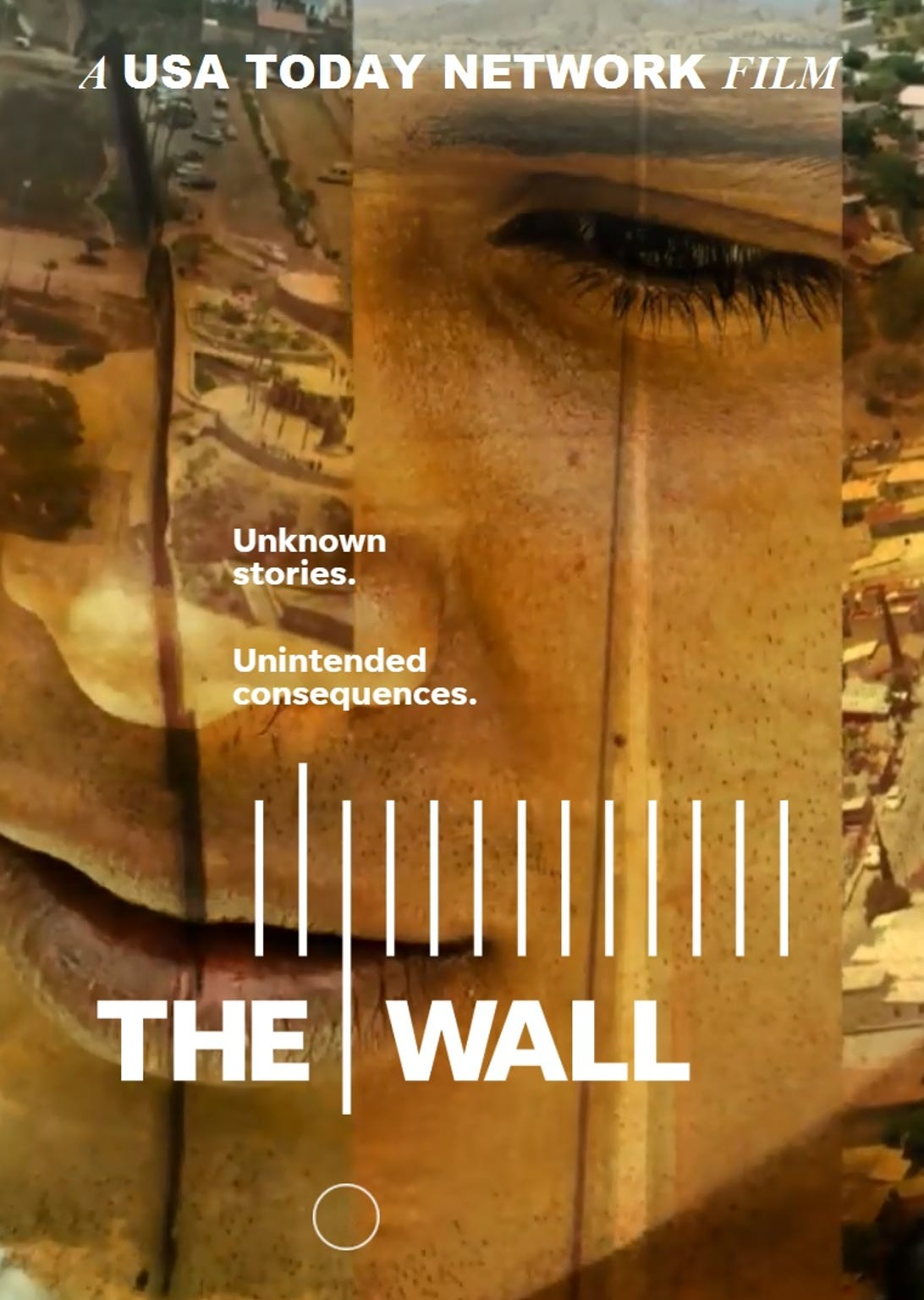 "The Corpus Christi Caller-Times will host a screening of the ""The Wall,"" a USA TODAY Network film, on Wednesday, Nov. 14 at Alamo Drafthouse."