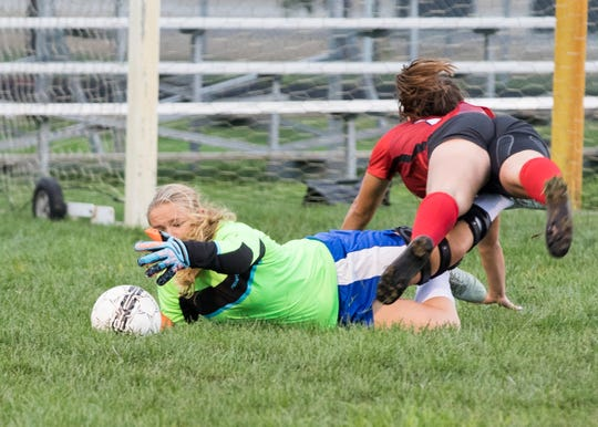 Westfall defeated Southeastern 5-1 Monday night at Westfall High School in Williamsport, Ohio.