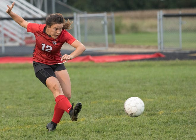 Westfall won their first sectional final in school history, defeating Peebles 2-1 on Tuesday.