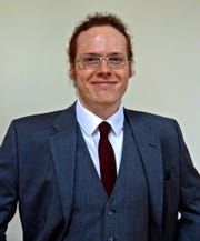 Christopher Pogue