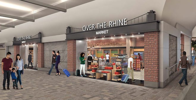 Over- the- Rhine Market will open in CVG in 2019.