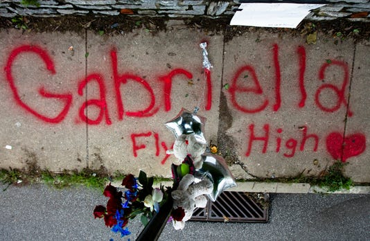 Gabriella Christine Rodriguez Memorials