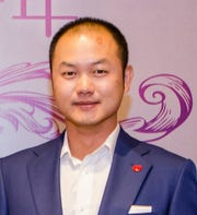 """Xiaofeng """"Daniel"""" Chen of Livingston, a new member of The Pingry School Board of Trustees."""