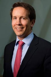 """William D. """"Chip"""" Baird III of Bernardsville a new member of the Board of Trustees at The Pingry School."""