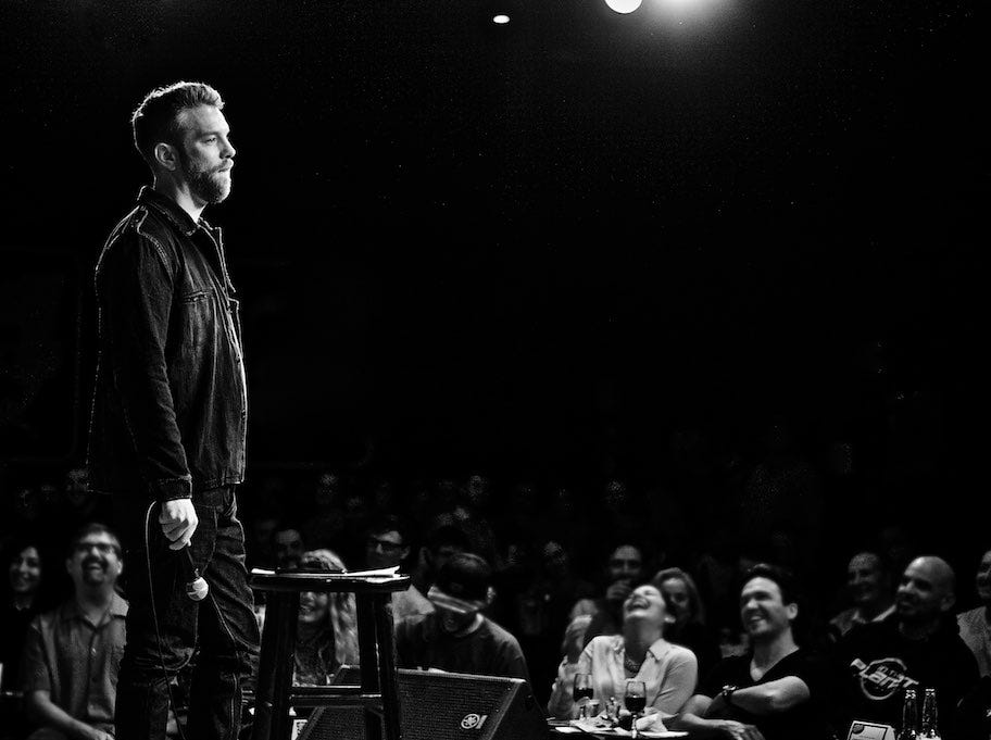 Enter to win 2 tickets to ANTHONY JESELNIK: FUNNY GAMES. Enter 9-12-18 through 10-4-18.