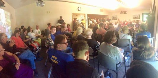Chuck Grassley town hall, Sept. 10