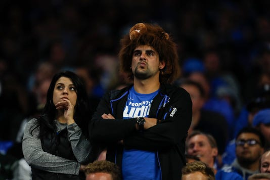 Detroit Lions fans, Sad Detroit Lions