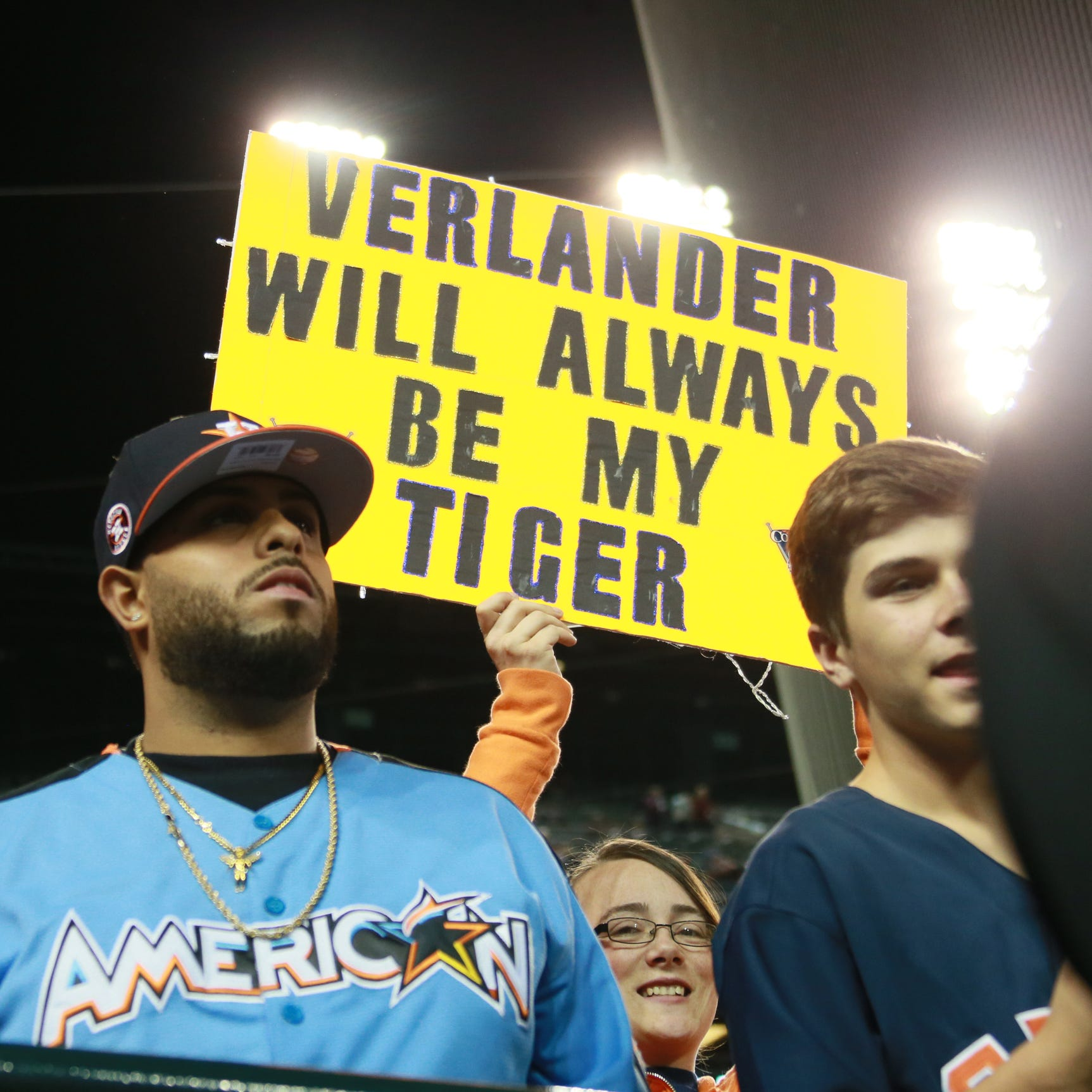 Justin Verlander's Detroit return was perfect in every way. Here's why