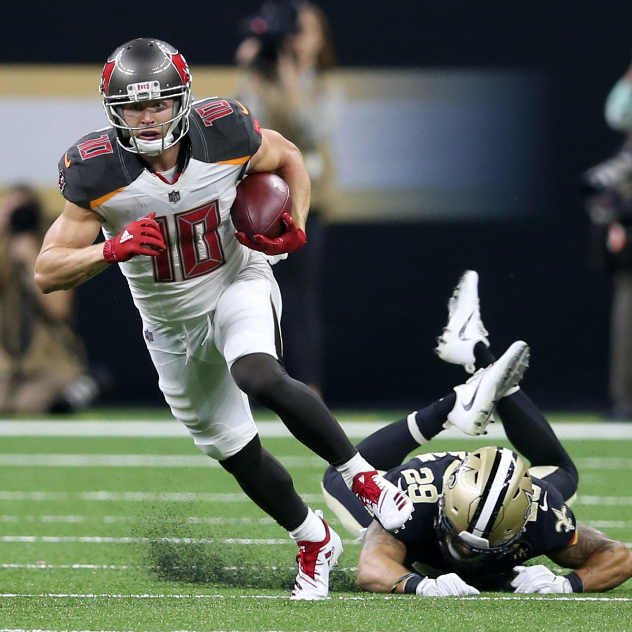 Saints CB: 'We needed to get slapped in our face one good time'