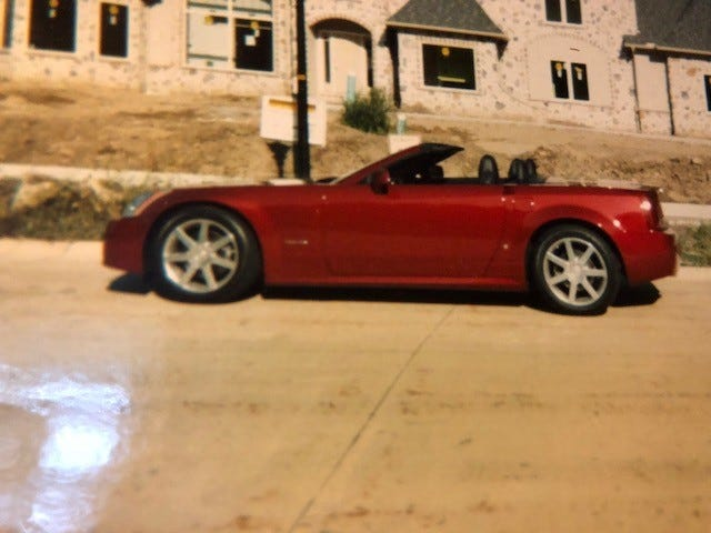 Peter Pyrosu0027s 2006 Cadillac XLR