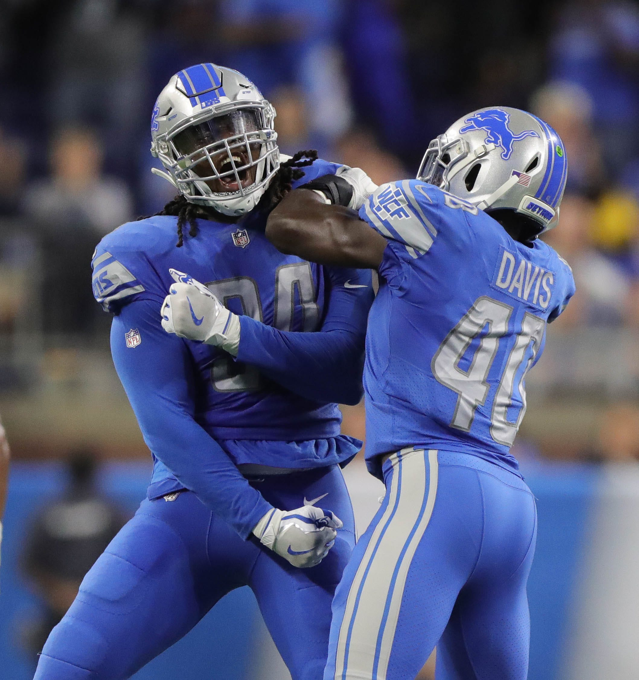 Detroit Lions mailbag: Time to part ways with Ziggy Ansah