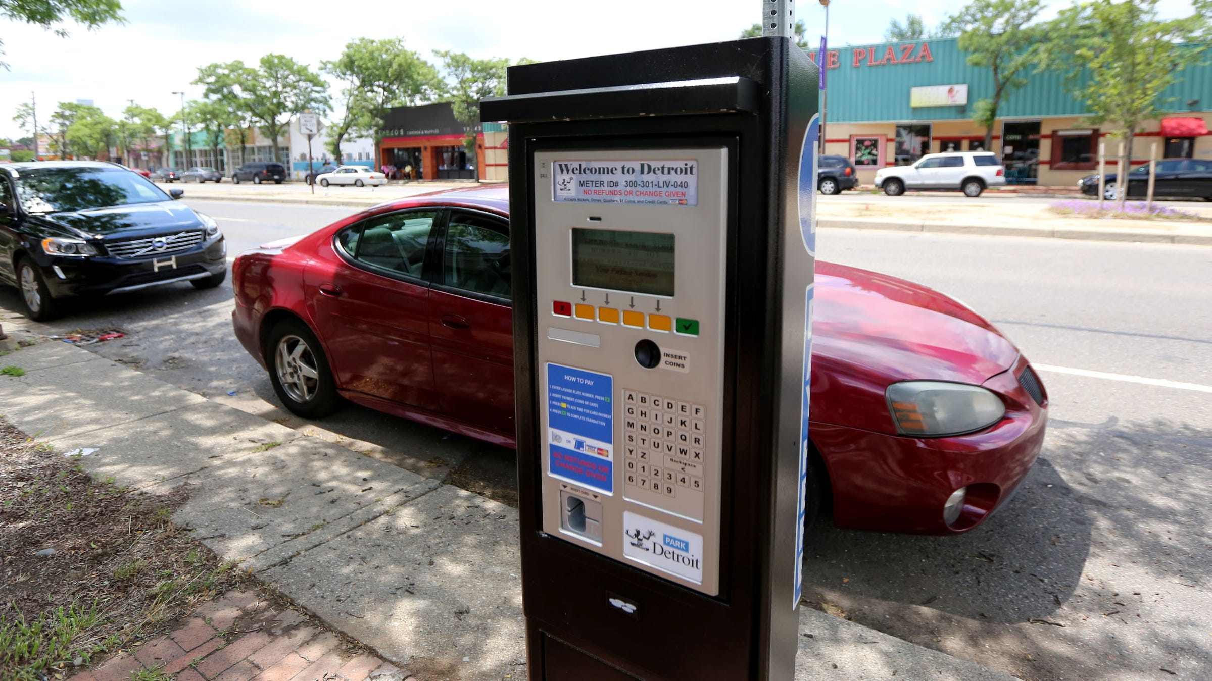 See how much Detroit parking ticket rates may drop under new proposal