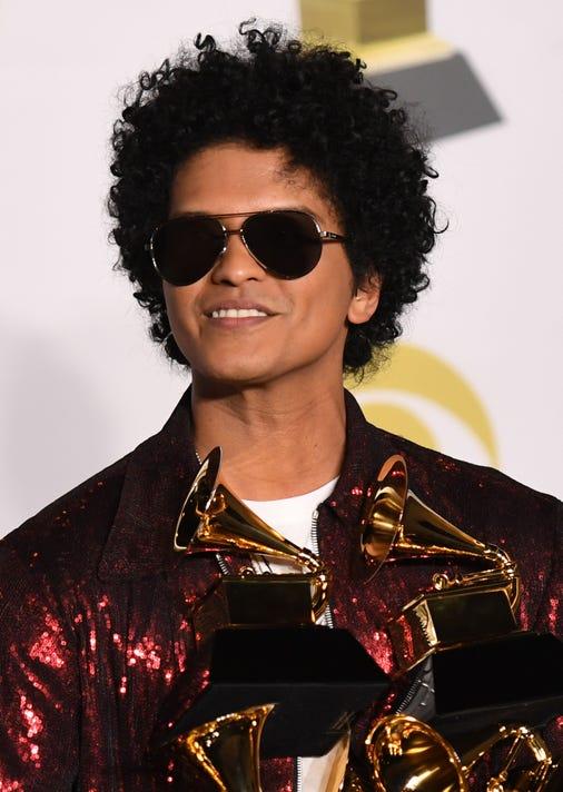 Us Entertainment Music Grammy Pressroom
