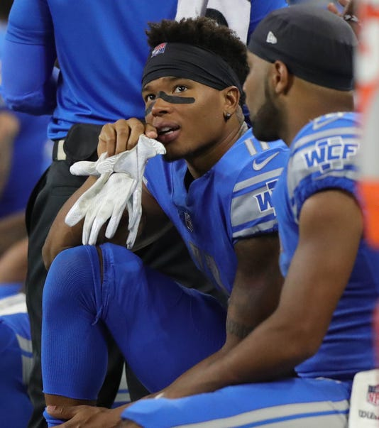 Sad Marvin Jones, Sad Detroit Lions