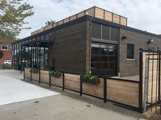 Norma G's Caribbean-themed restaurant on Detroit's far east side had a ribbon cutting ceremony on Monday, Sept. 10, 2018.