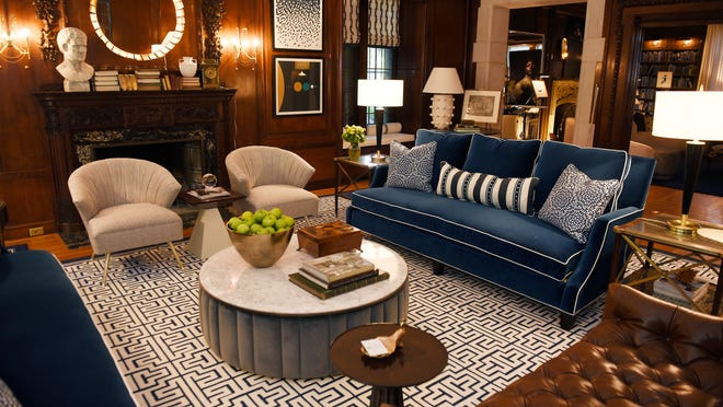 Designers Show House Junior League Charles T Fisher Mansion