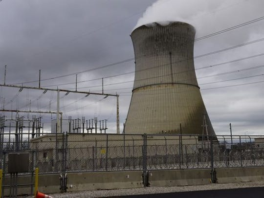 Ottawa County Commissioner Mark Stahl said the county wants to make sure that state and federal elected officials don't forget about the future of the Davis-Besse Nuclear Power Station.