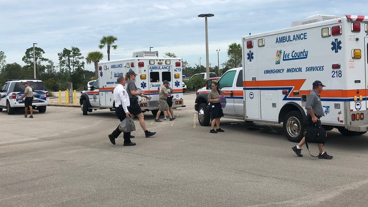 Lee County EMS worker resigns; colleagues accuse harassment, sexism while on hurricane work