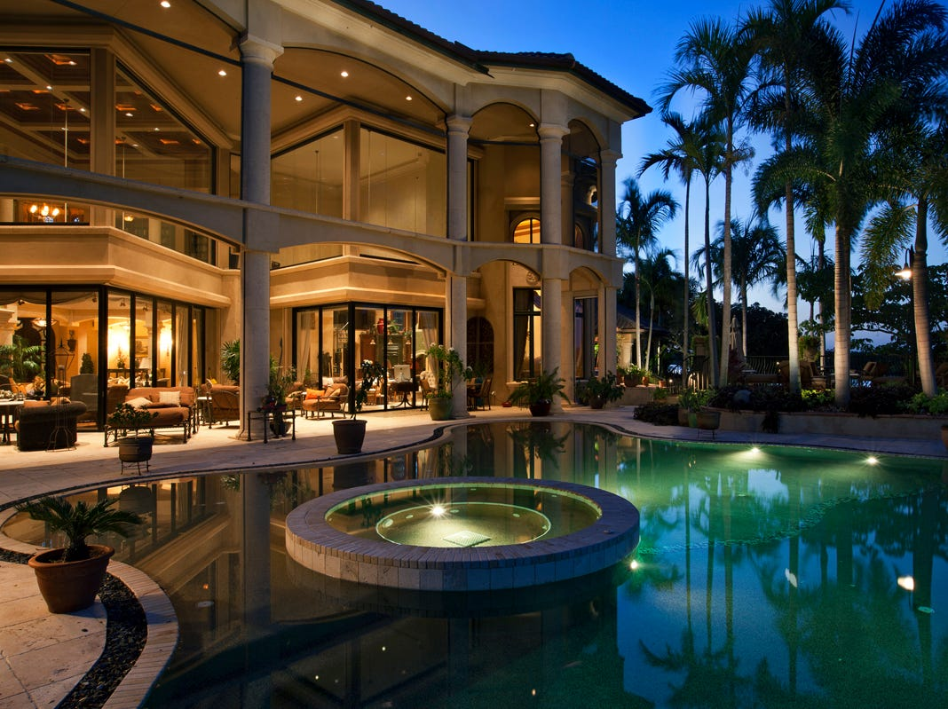 Cape Coral mansion