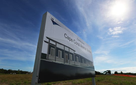 The Cape Coral Animal Shelter will be located at 325 SW 2nd Ave., next to Sun Splash Family Waterpark.