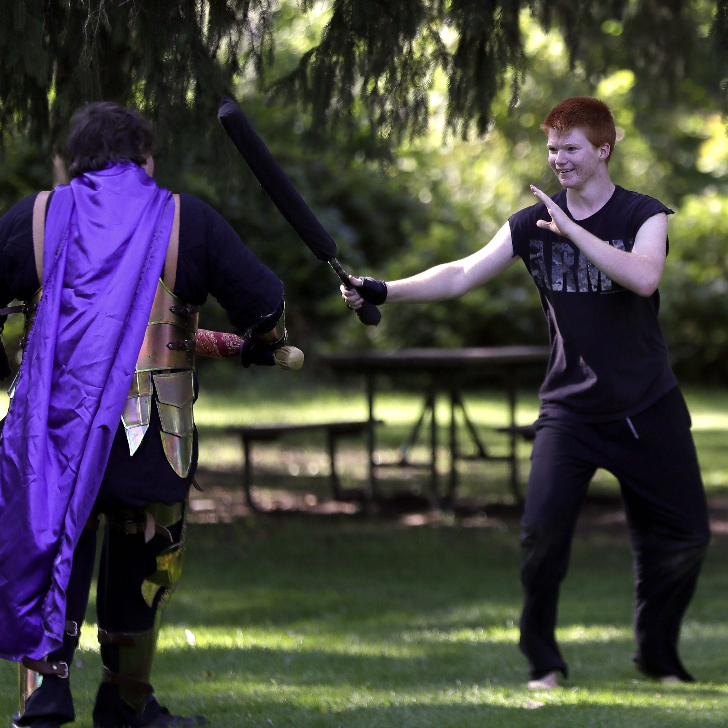 Crimson Circle: Pamperin Park LARPers 'really are a bunch of misfits'