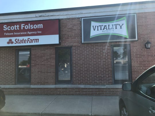 Vitality Nutrition, a shop that sells Herbalife shakes and teas, opened in the 400 block of South Military Avenue on Sept. 10.
