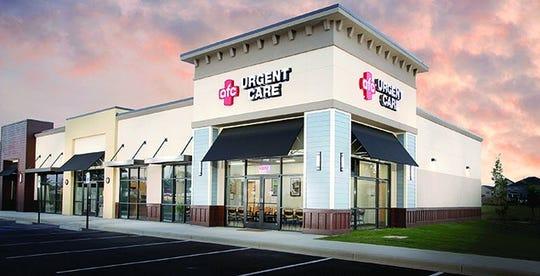 AFC Urgent Care Center Powdersville