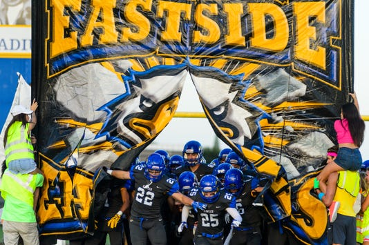 Eastside Riverside Football
