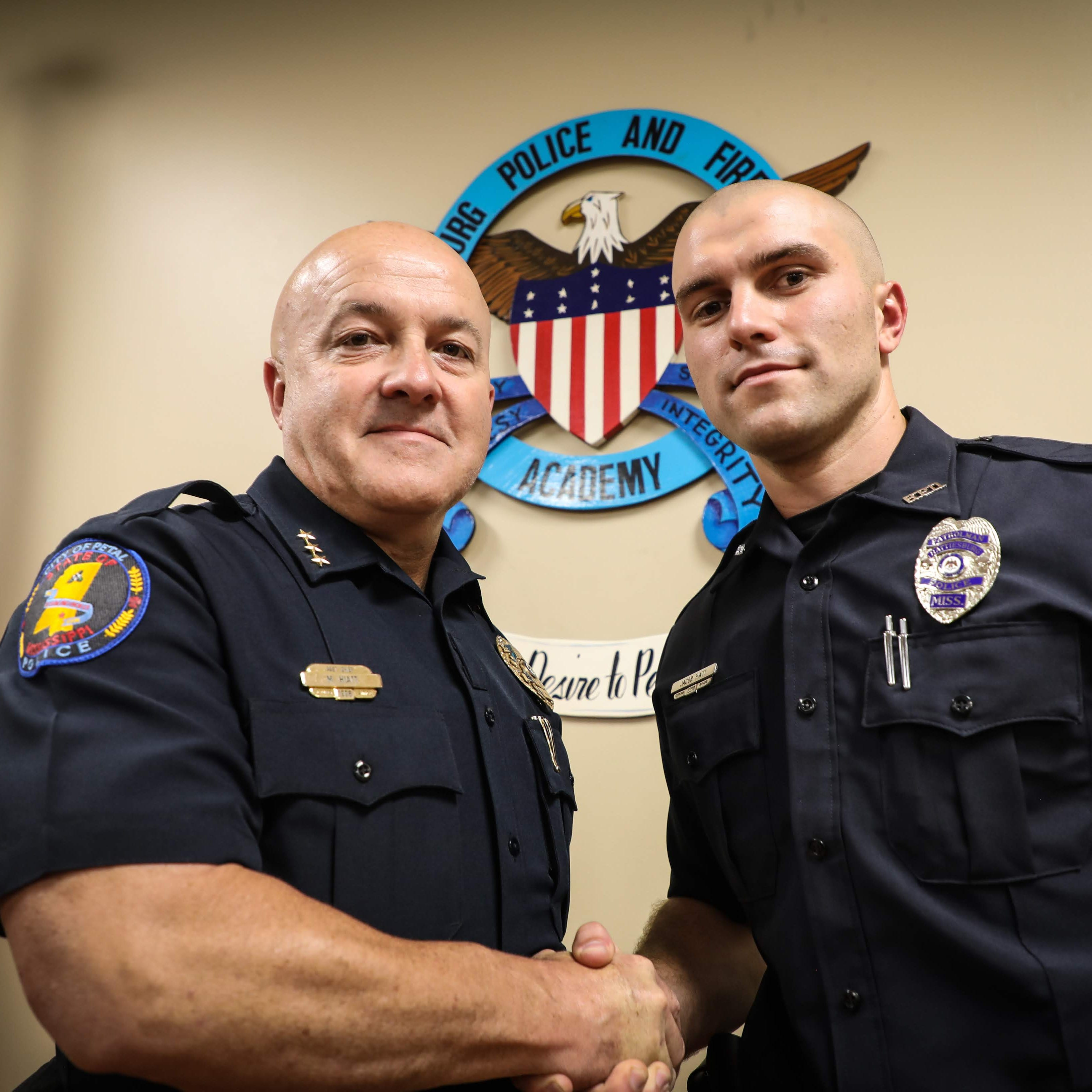Blue Bloods: Son follows father's footsteps, becomes police officer