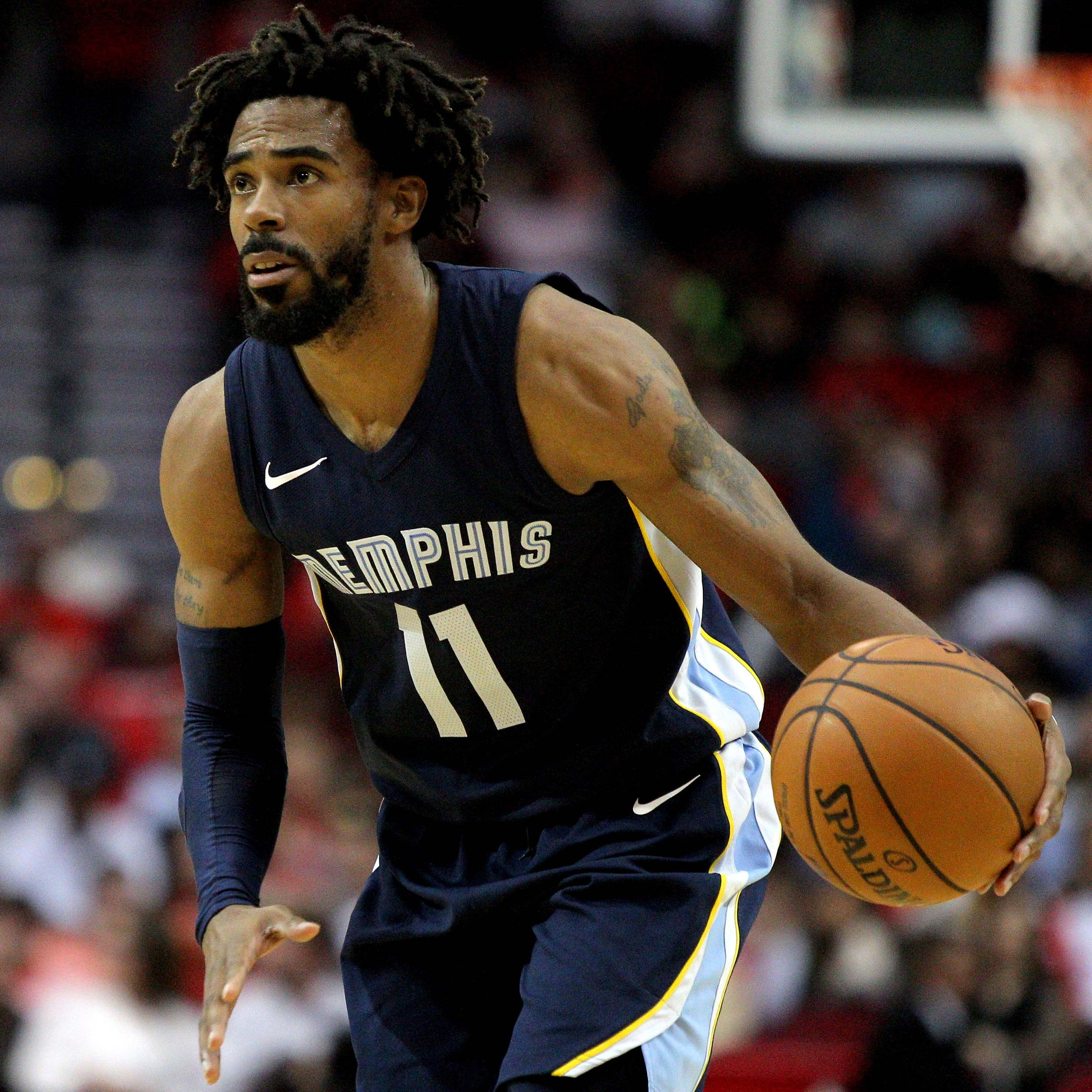 Pros and cons of Grizzlies point guard Mike Conley ending up in Pacers uniform