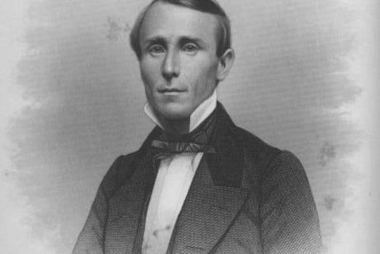 Engraving of William Walker