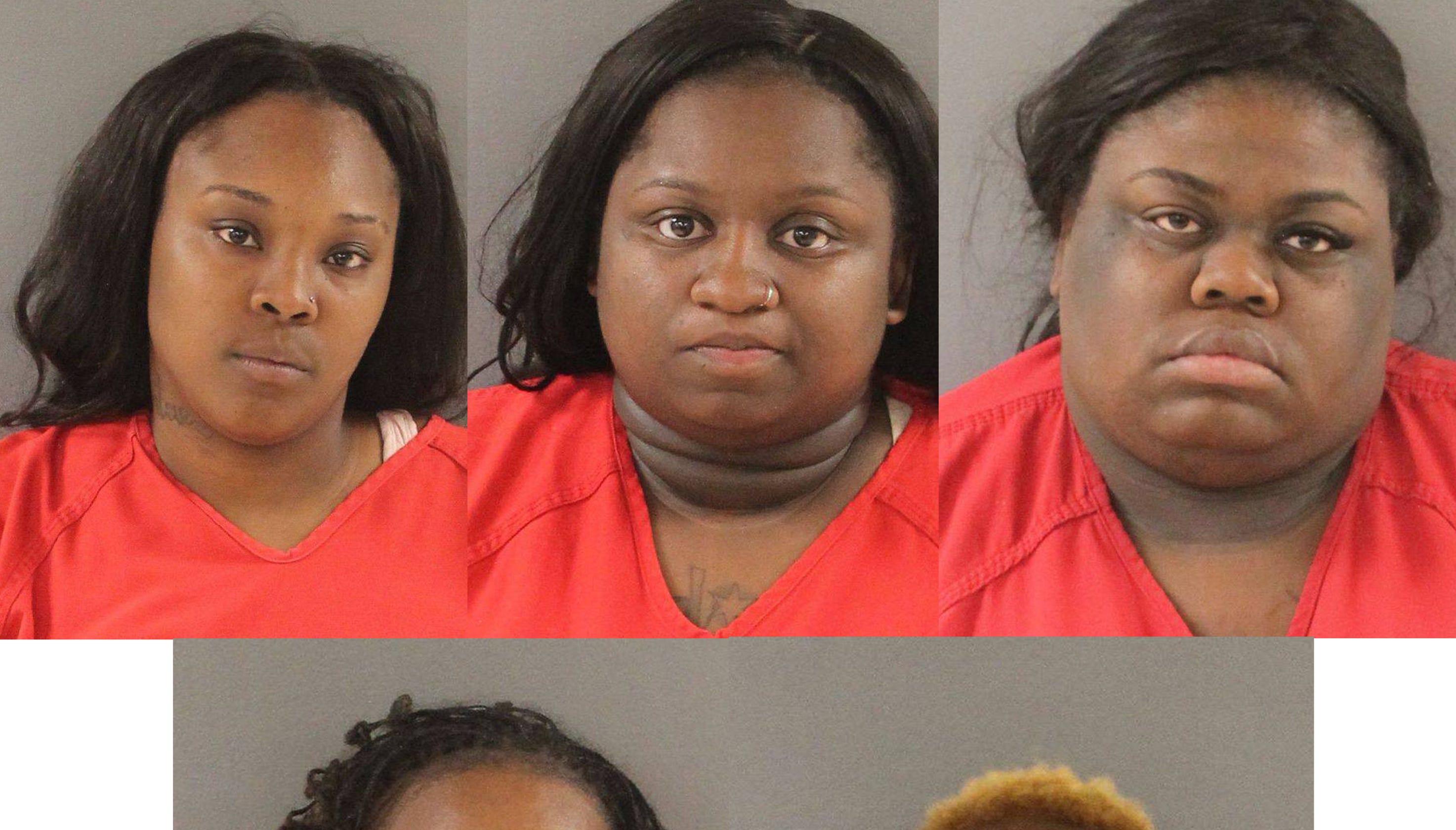 KPD: 5 arrested in shoplifting scheme at Walmart